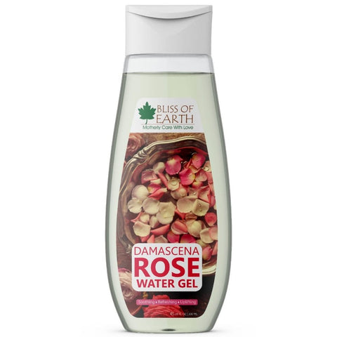 Damascena Rose Water Gel 100GM
