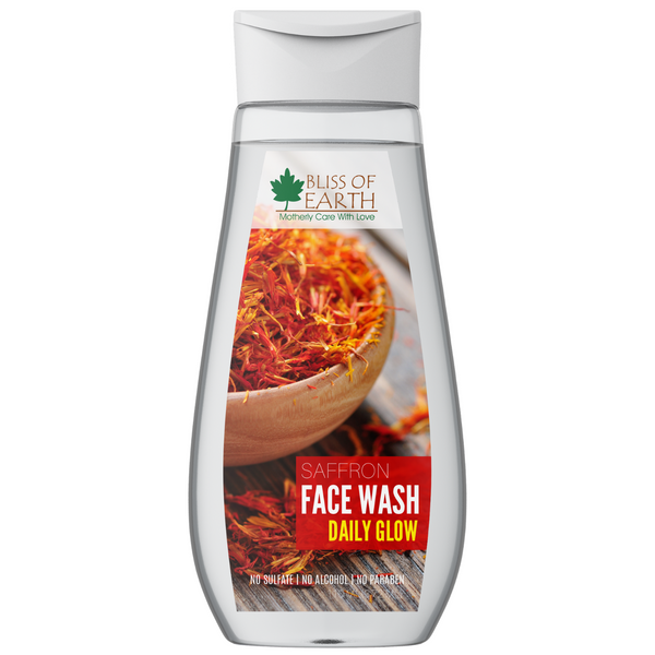 Kashmir Saffron Face Wash 150ML
