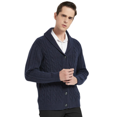 Men's Sweater Cardigan
