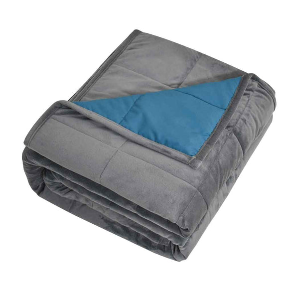 Merrylife®️ Reversible Weighted Blanket