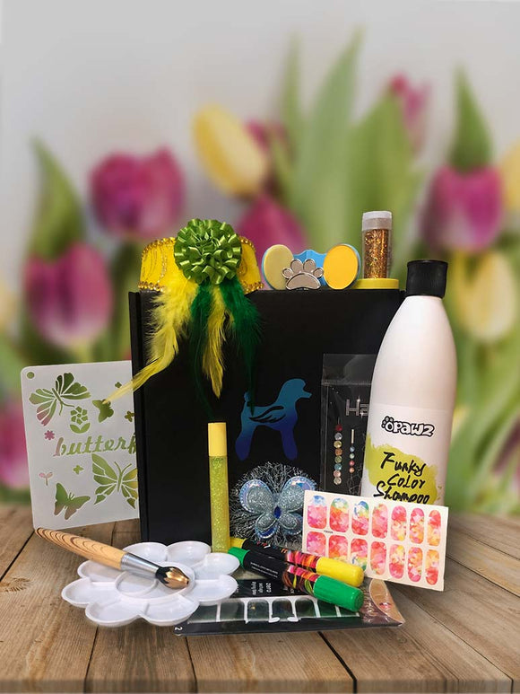 The Creative Groomer Box April