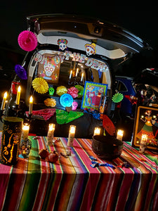 Dia De Los Muertos (Day of the Dead) Trunk or Treat