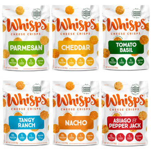 Whisps Cheese Crisps