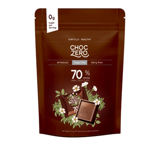 Choc Zero Squares (In Store Only)