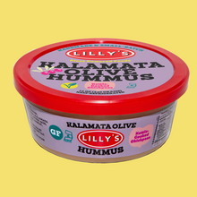 Lilly's Organic  Keto-Cauliflower Hummus (In Store Only)