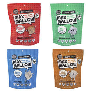 Max Mallow Keto Marshmallows
