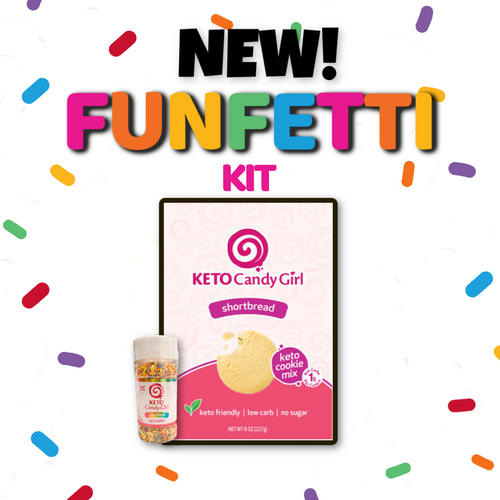 NEW! Funfetti Kit