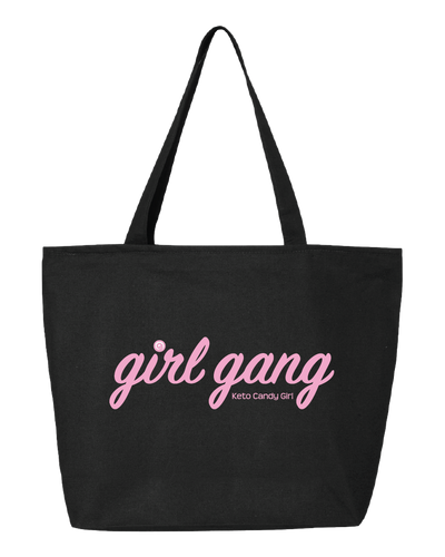 Girl Gang Zip Tote