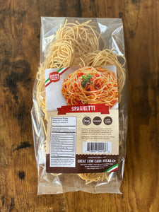 Great Low Carb Bread Company Pasta