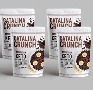 Catalina Crunch Cereal