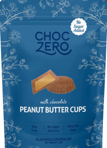 Choc Zero Peanut Butter Cups (In Store Only)