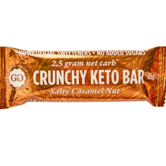 Good Good Krunchy Keto Bar