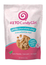 Keto White Chocolate Macadamia Nut Cookie Mix