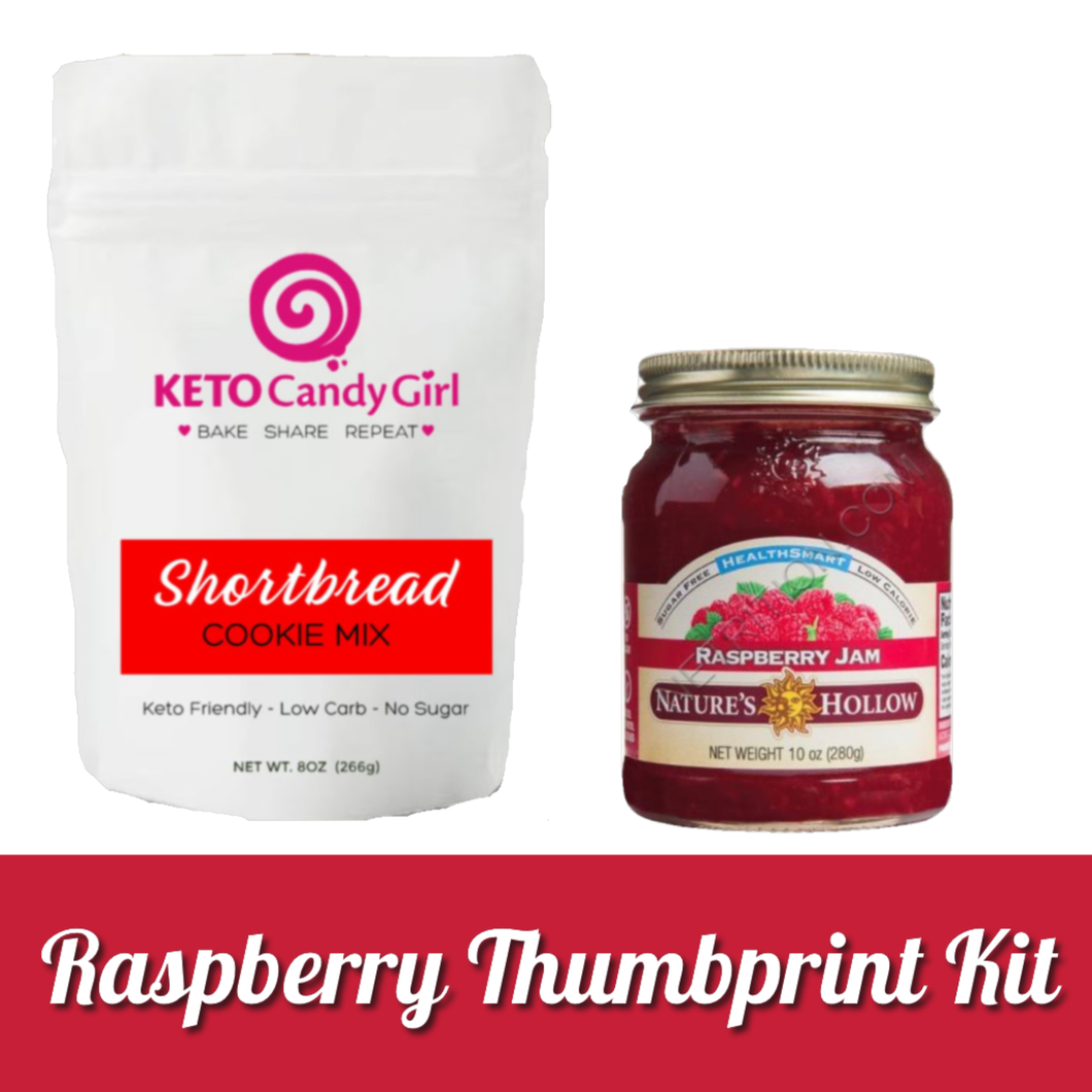 KIT - Raspberry Thumbprint
