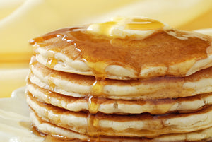 Keto Golden Sweet Pancake Mix