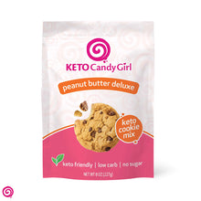 Keto Peanut Butter DELUXE Mix