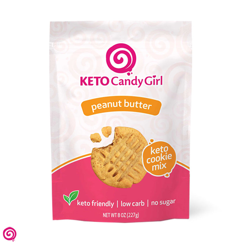 Keto Peanut Butter Cookie Mix