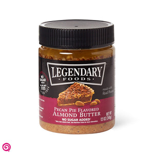 Legendary Nut Butters