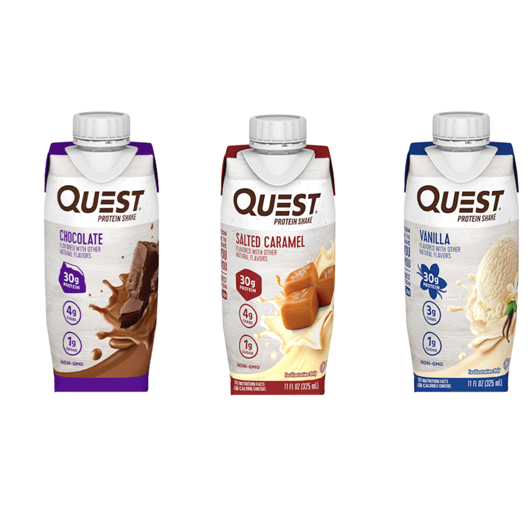 Quest Protein Shake (In Store Only)