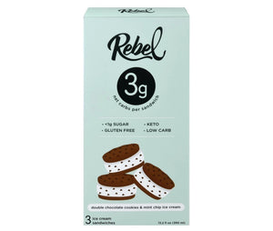 Rebel Ice Cream (In Store Only)