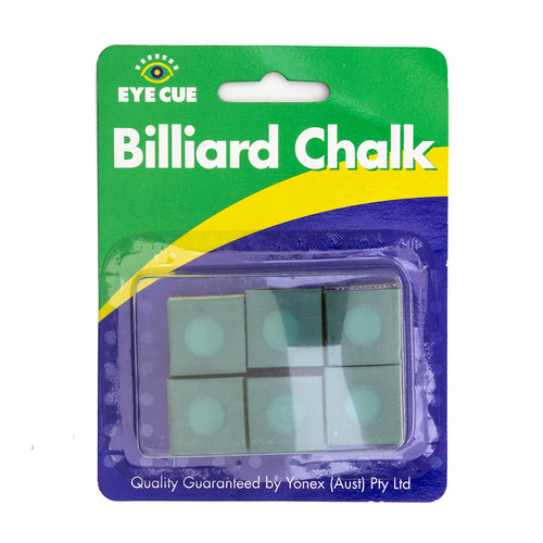 Billiard Chalk x6