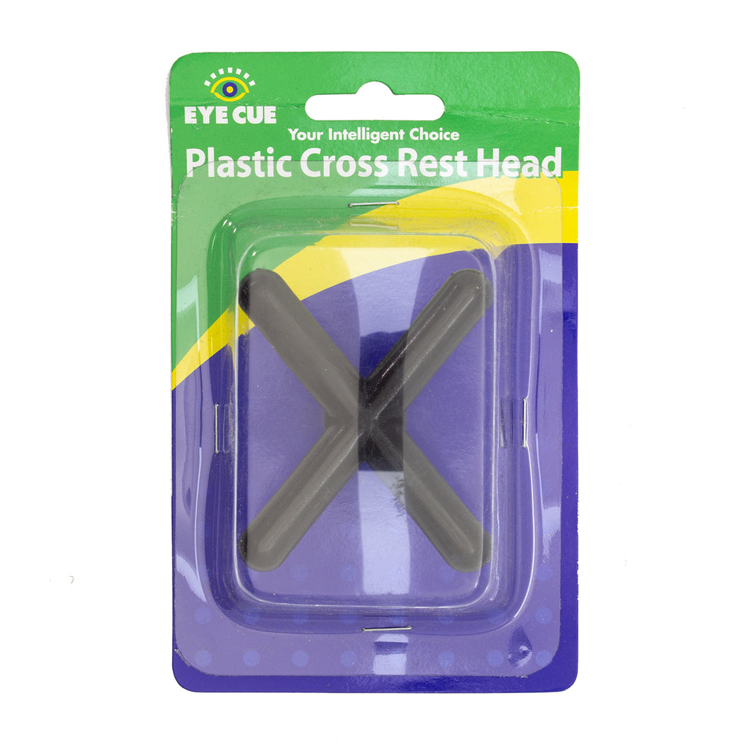 Plastic Cross Rest Head