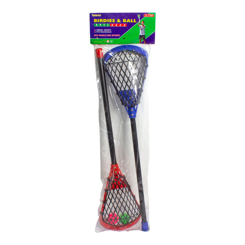 Birdies & Ball Racket Game