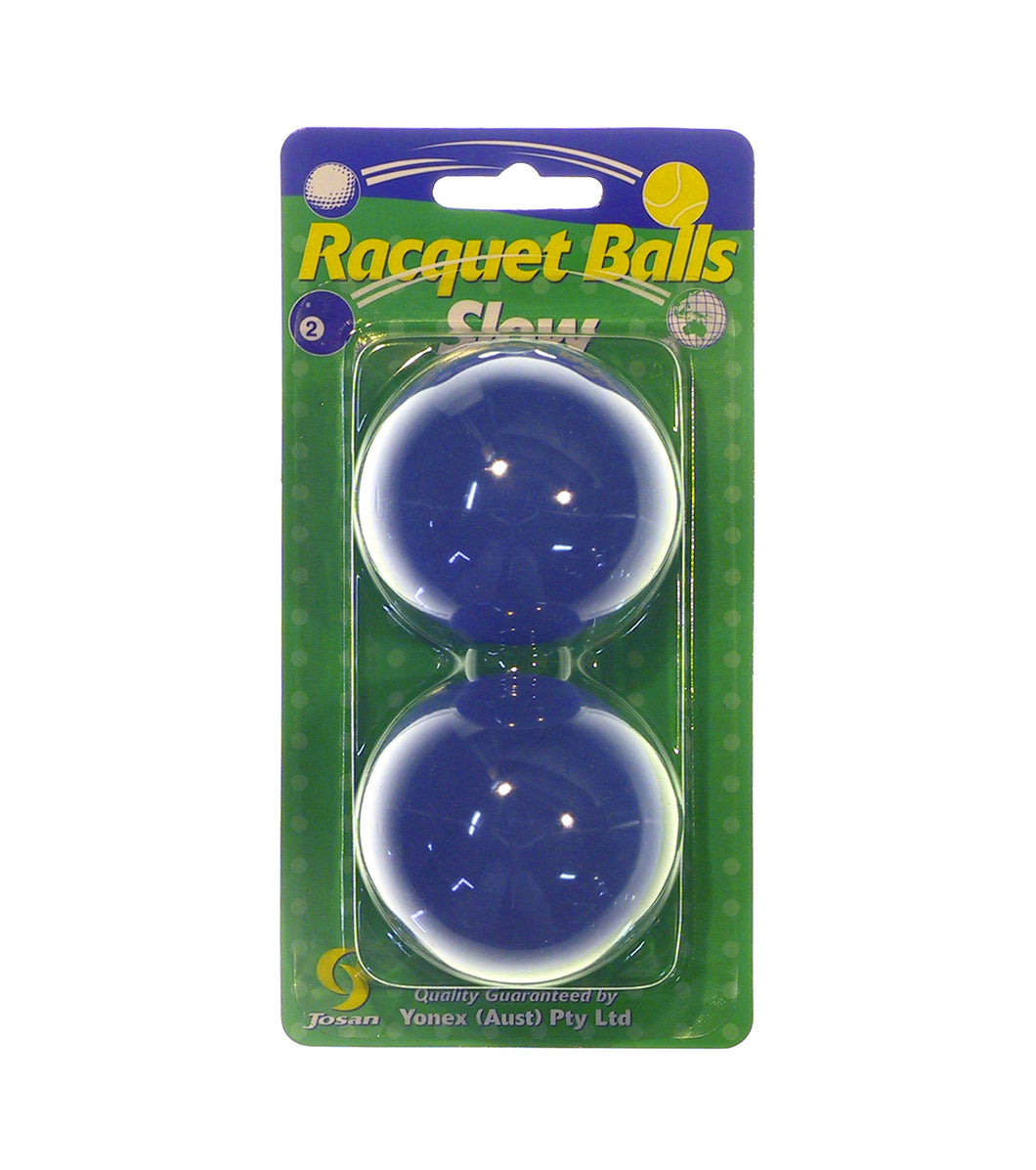 Slow Racquet Ball