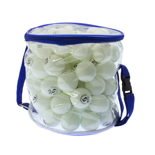 Josan 100x Refill White 3-star Table Tennis Balls