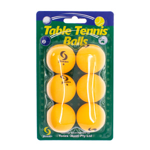 Josan 6-pack Table Tennis Balls
