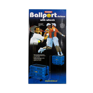 Deluxe Ballport (With Wheels) – Holds 80 Balls
