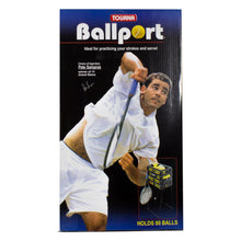 Load image into Gallery viewer, Tourna Ballport 80 Ball Basket