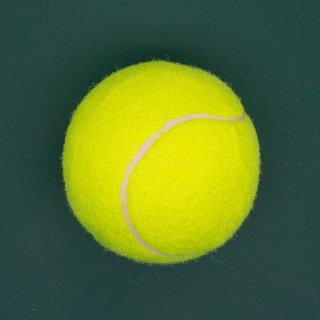 Large Soccer-sized Tennis Ball