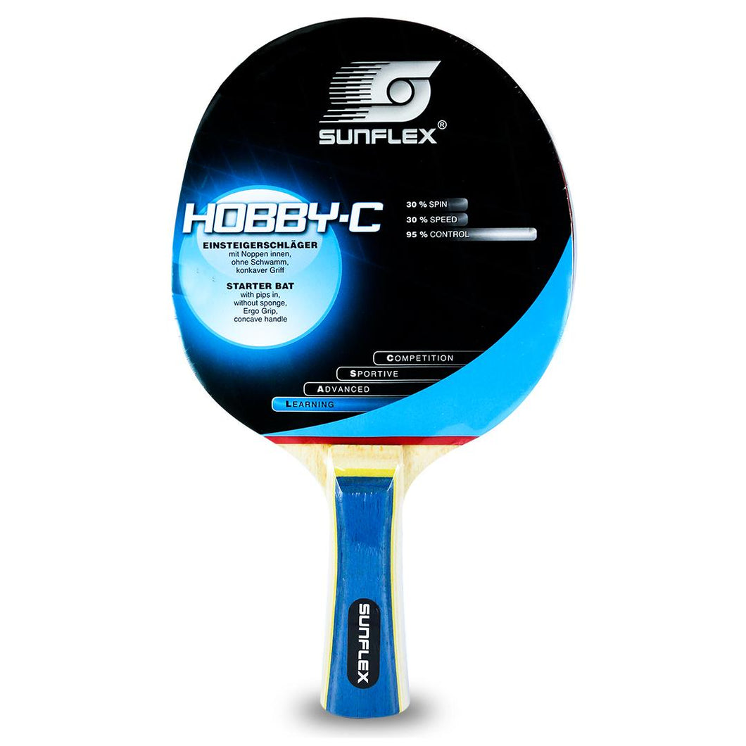 Sunflex Hobby C Table Tennis Bat