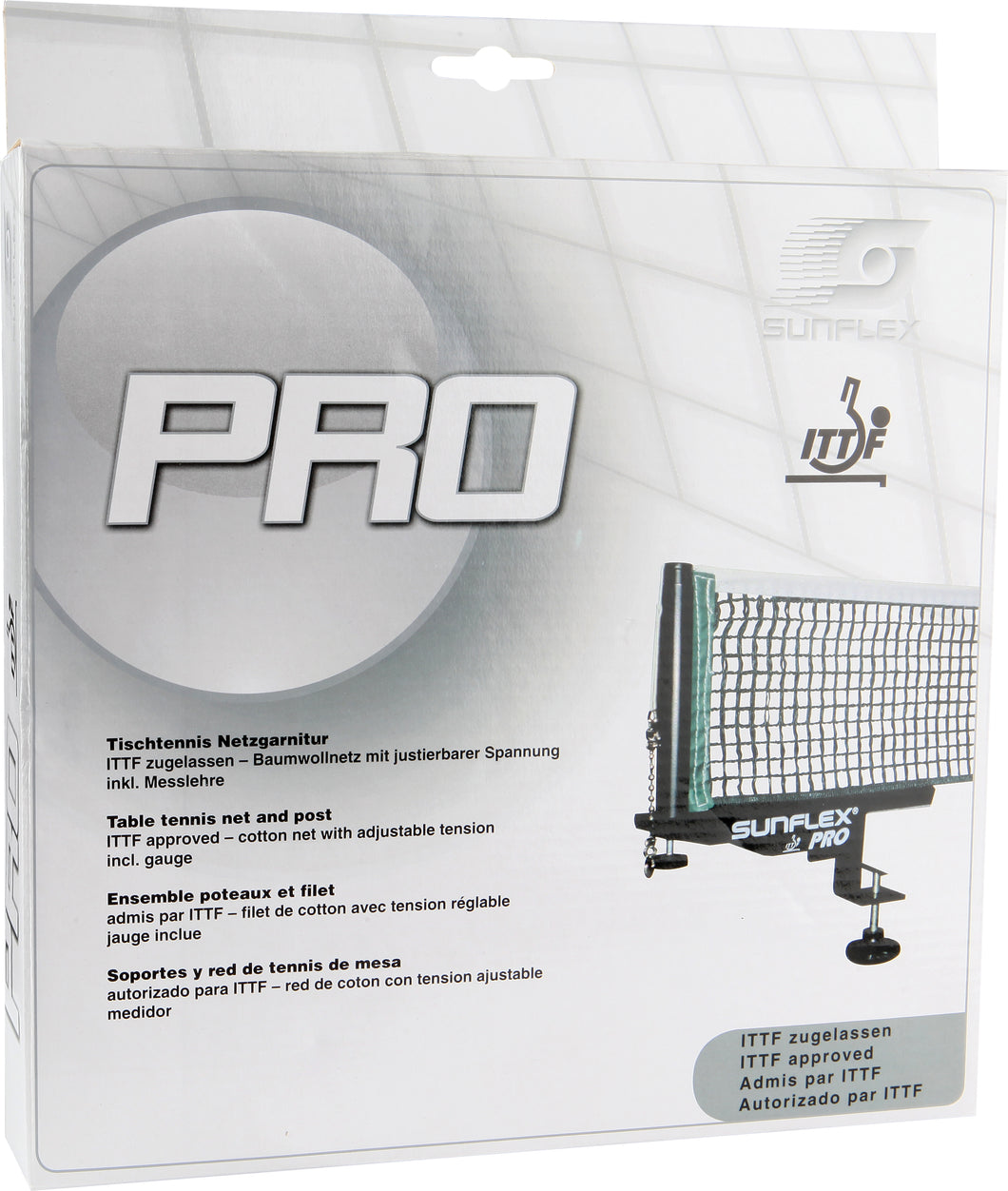 Sunflex Pro Net Post Set