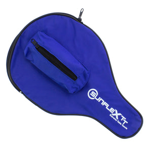 Sunflex Table Tennis Bat Cover with Ball Pocket
