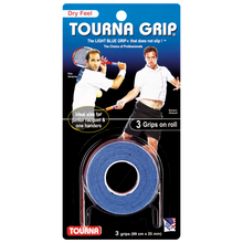 Load image into Gallery viewer, Unique Tourna Grip - Extra Long 3 pk
