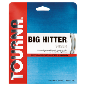 Tourna Big Hitter Silver String 16