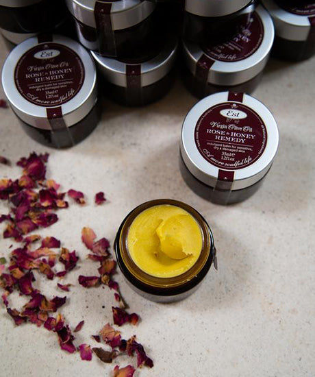 Est Rose and Honey Remedy - Haven Botanical - byron bay