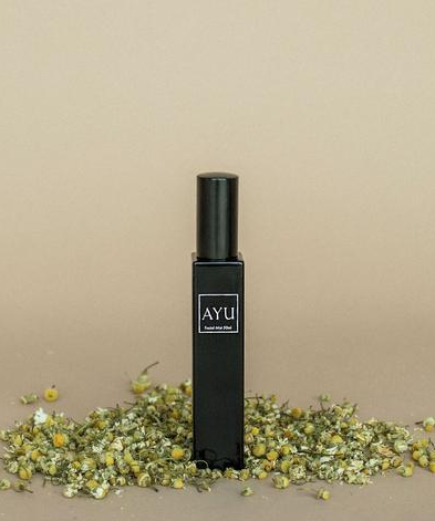 Ayu Facial Mist - Chamomile, Rose Geranium, and Lavender - Haven Botanical - byron bay