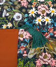 Wandering Folk Picnic Rug 'Wildflower' - Haven Botanical - byron bay