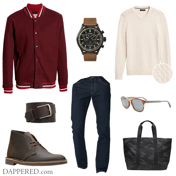 Style Scenario: Fall Colors, Layers, & Textures… nothing over $100 edition