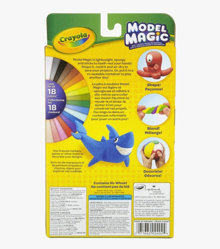 Luxurious Crayola Model Magic