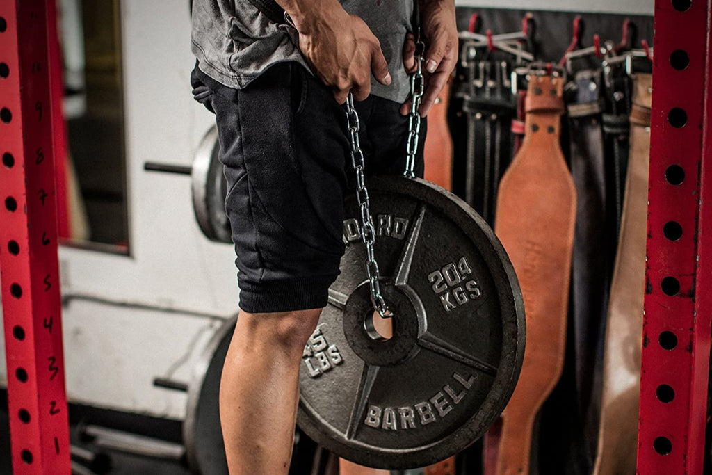 How To Use A Weight Lifting Dip Belt to Enhance Your Workout