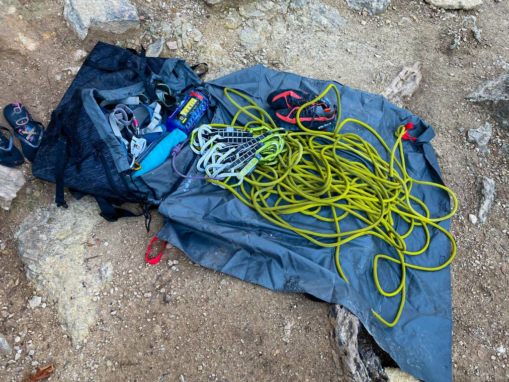 A great rope bag will protect the cord that protects your life