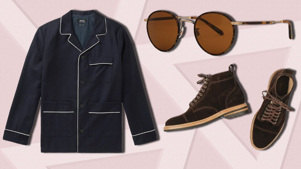The 17 Best New Pieces of Luxury Menswear to Buy This Week
