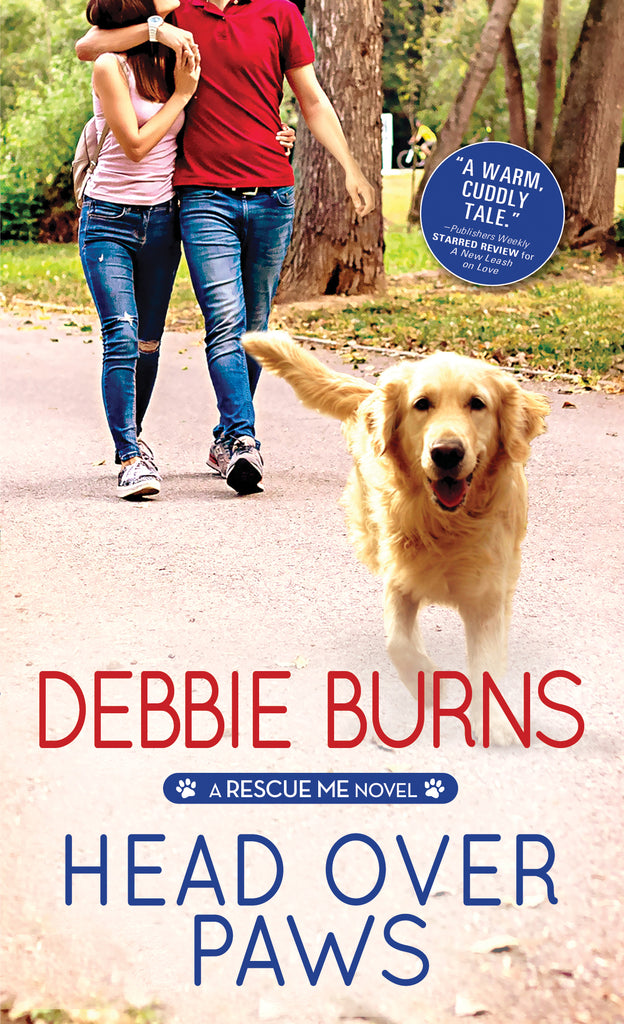 Head Over Paws by Debbie Burns – Spotlight and Giveaway
