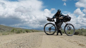 This Man Cycled 2,700 Miles for People of Color