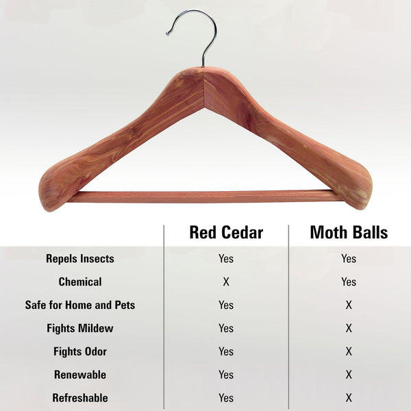 CedarFresh Cedar Belt and Tie Rack Spinner
