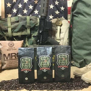 Send coffee to our troops!